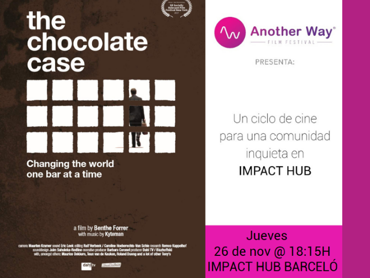"""Documental con Another Way Film Festival: """"The Chocolate Case"""""""