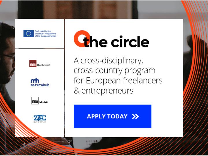 The Circle: intercambio de conocimientos creativos, empresariales y digitales