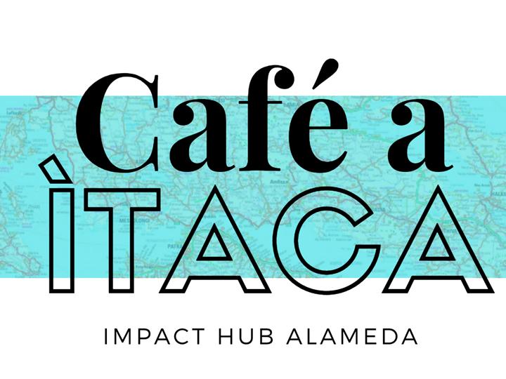 Evento híbrido desde Barceló: Café a Ítaca en con AYAO