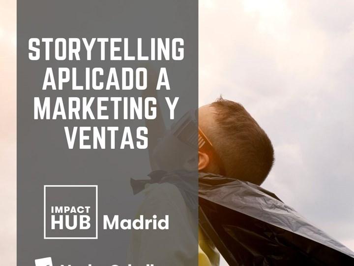 Storytelling aplicado al Marketing y Ventas